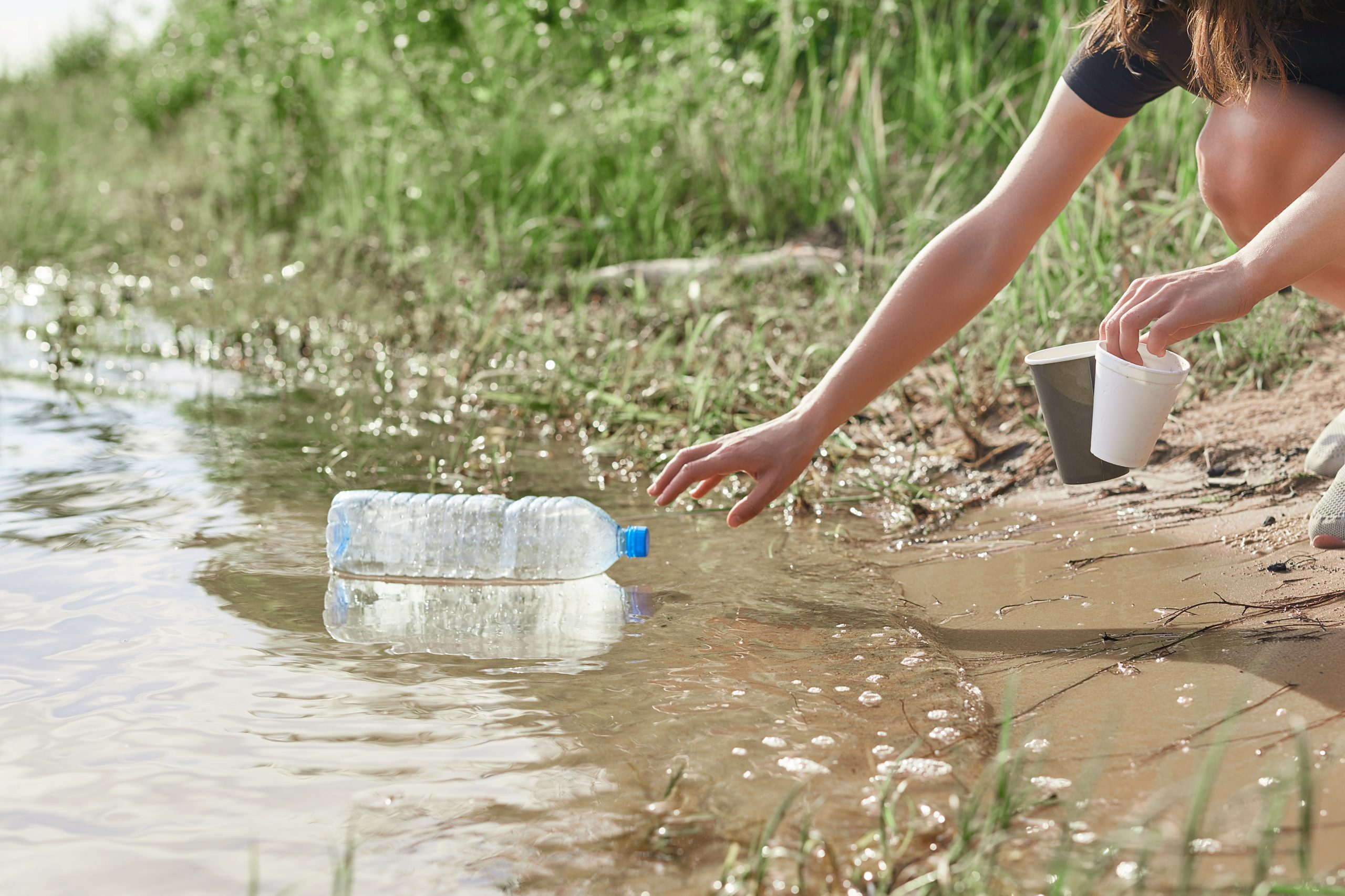 How to Filter Dirty Water in the Wild
