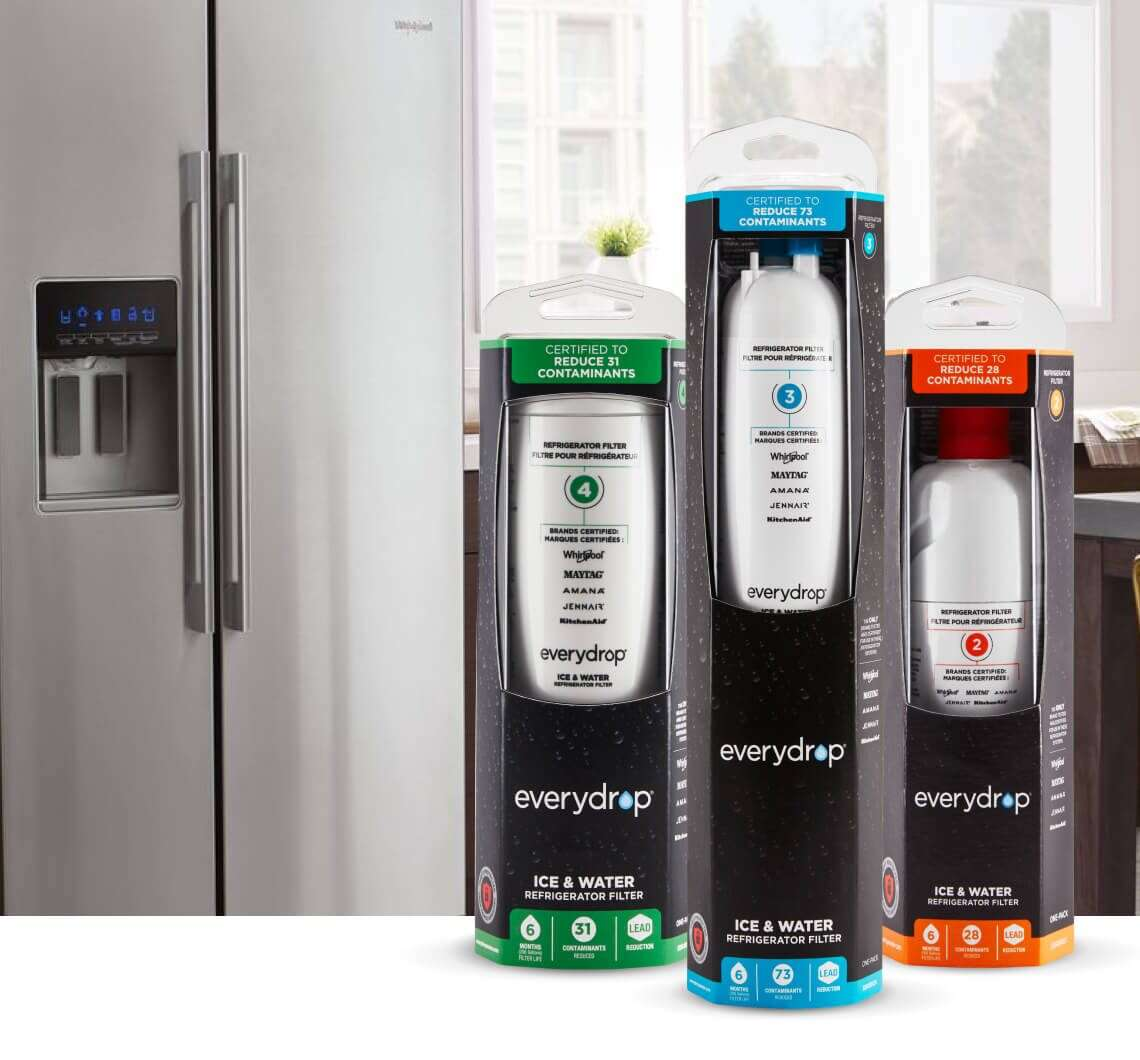 How to Find the Right Water Filter for my Refrigerator
