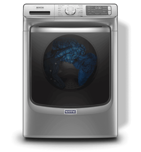 How to remove drum from Maytag washer