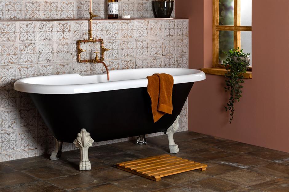 Will bathtub fit through Door