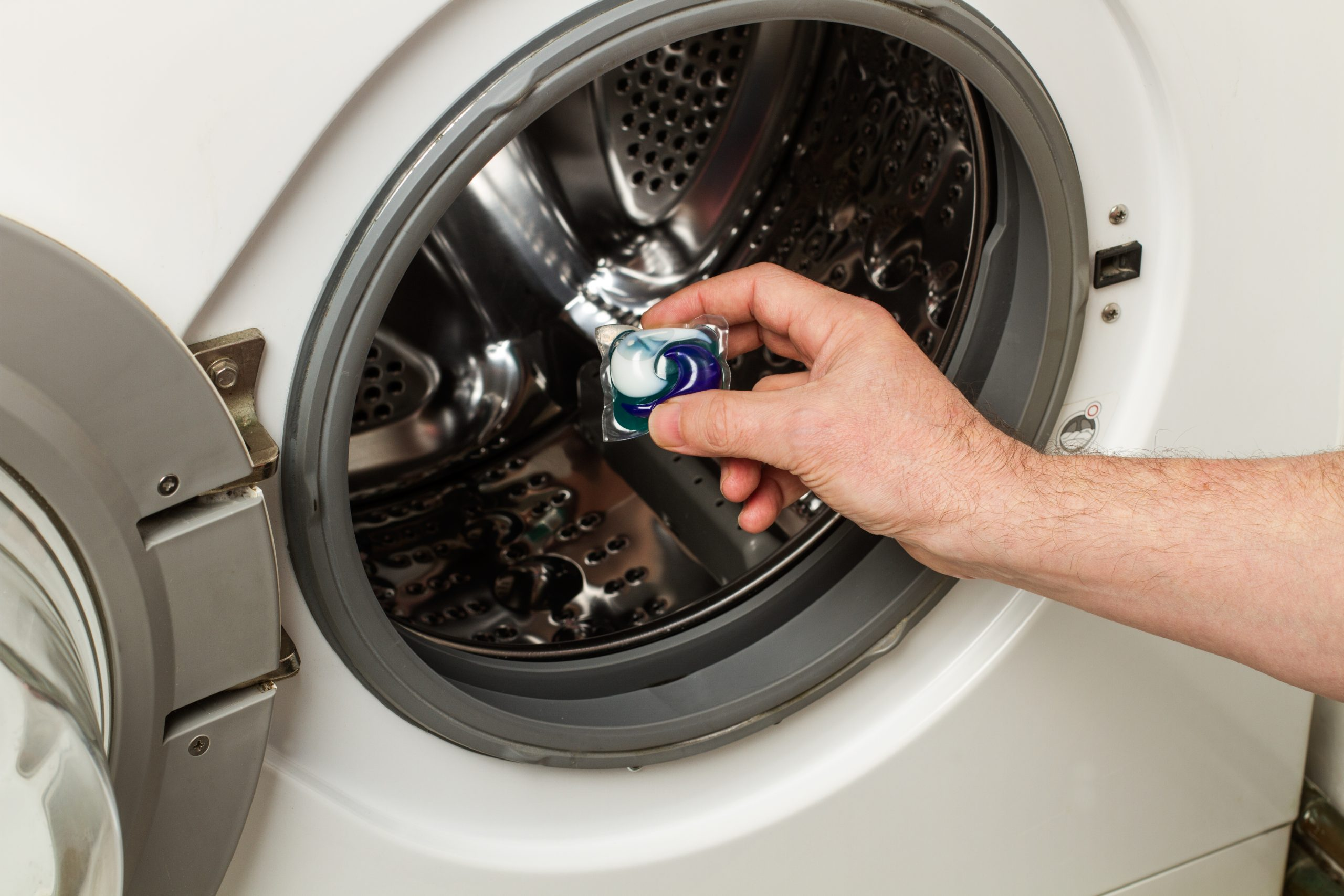 How to Use Tide Pods in Washing Machine
