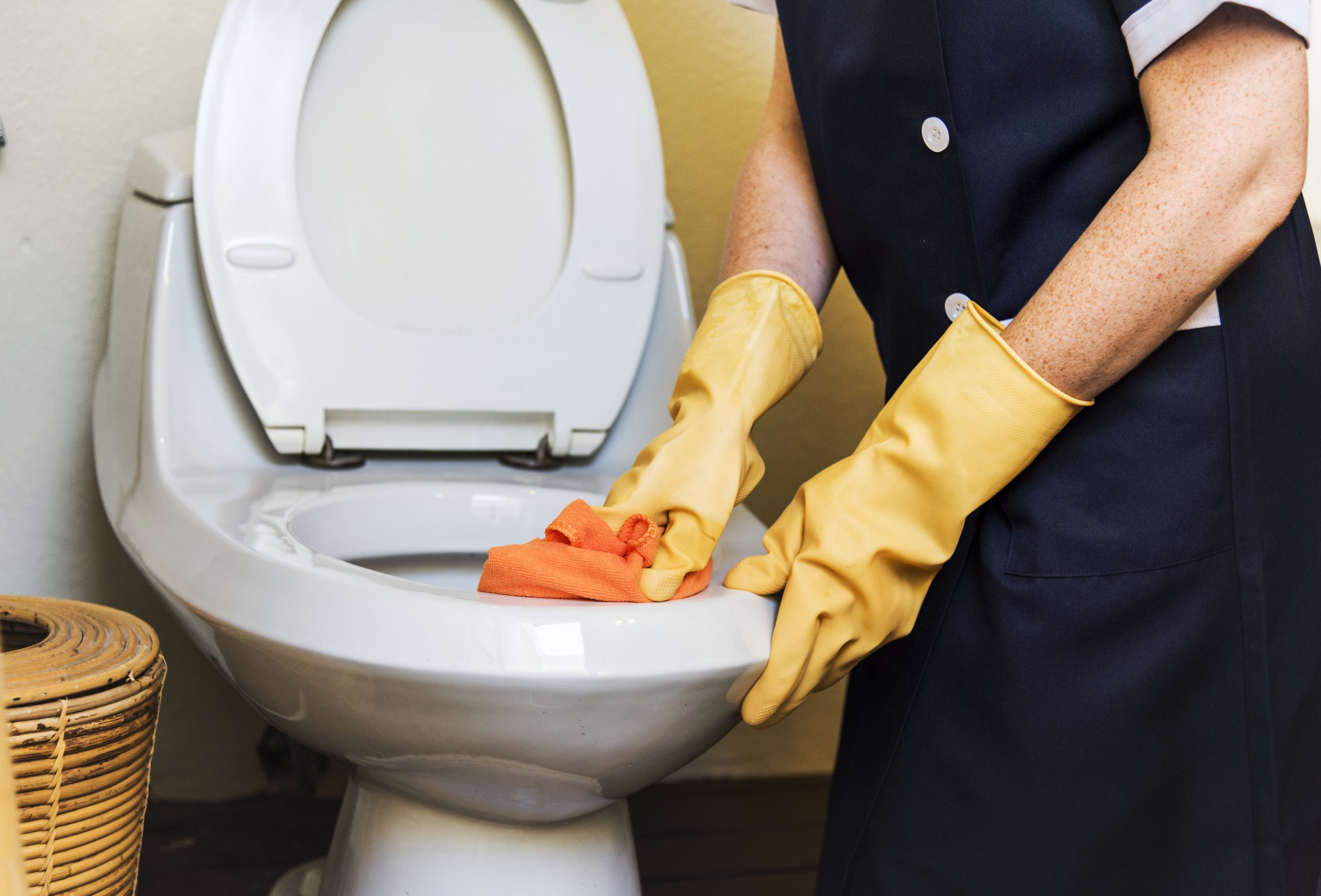 How to Get Toilets Really Clean