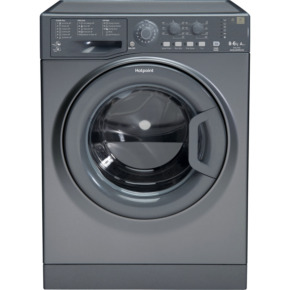 How to use hotpoint washer dryer