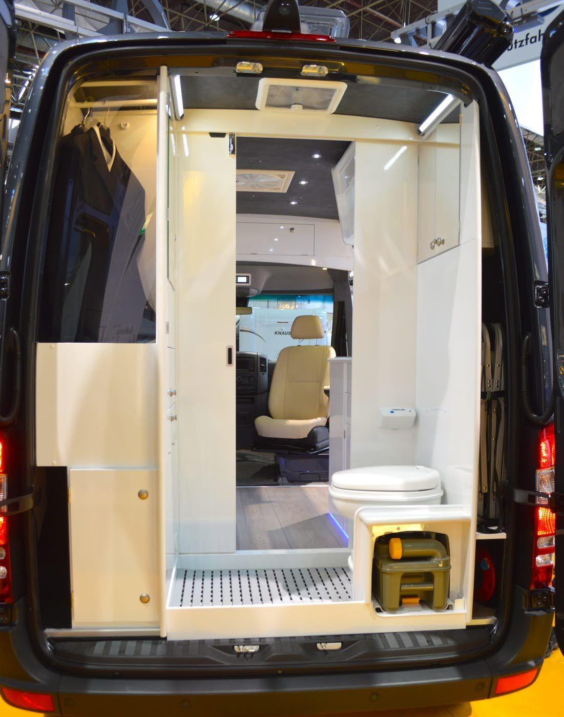 Best Toilet for Sprinter Van