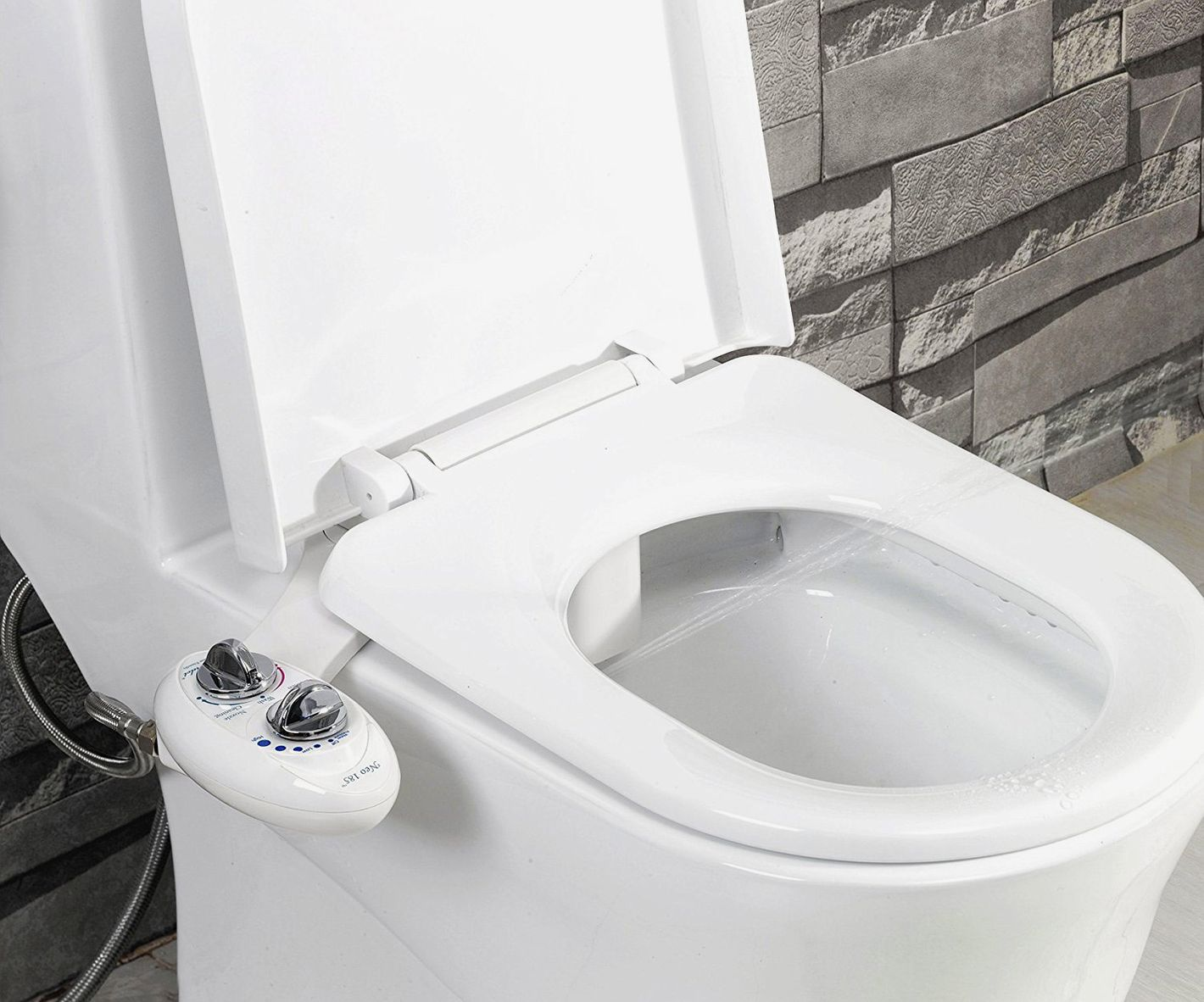 Toilet Which Cleans You