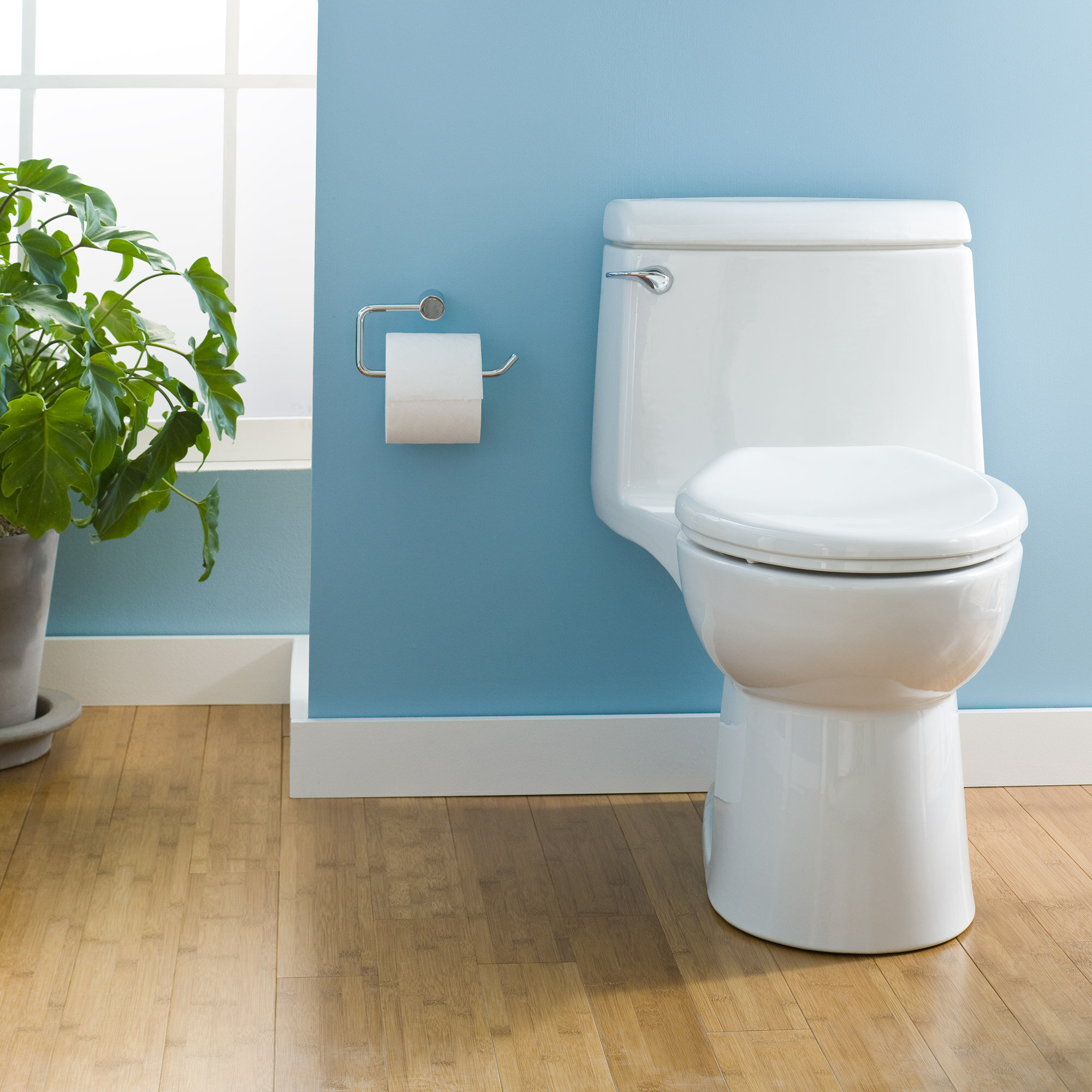 Top Rated One Piece Elongated Toilet