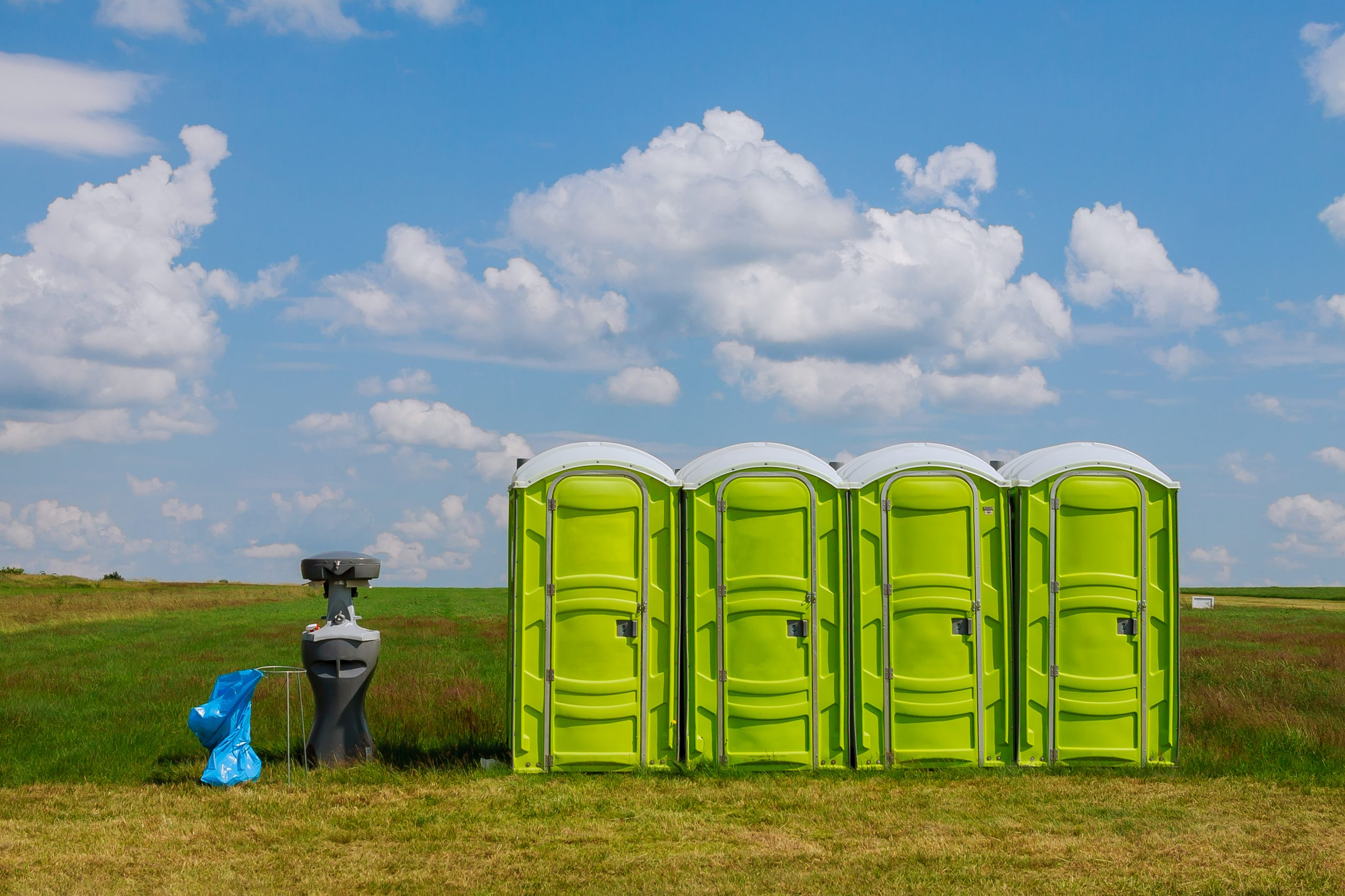 Portable Toilet for Large Person