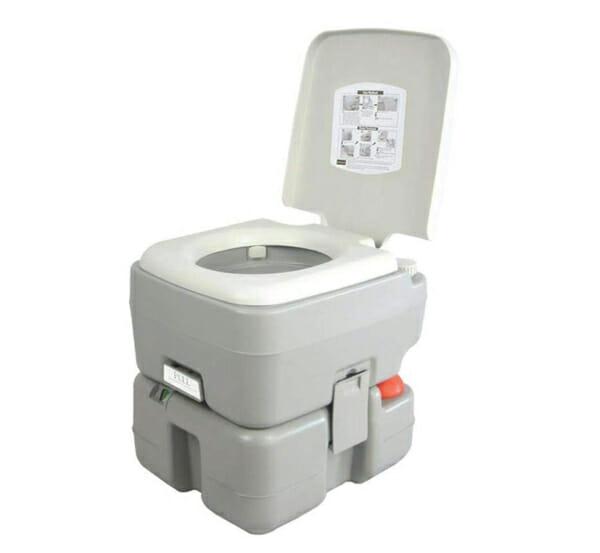 Best Cassette Toilet for Camping