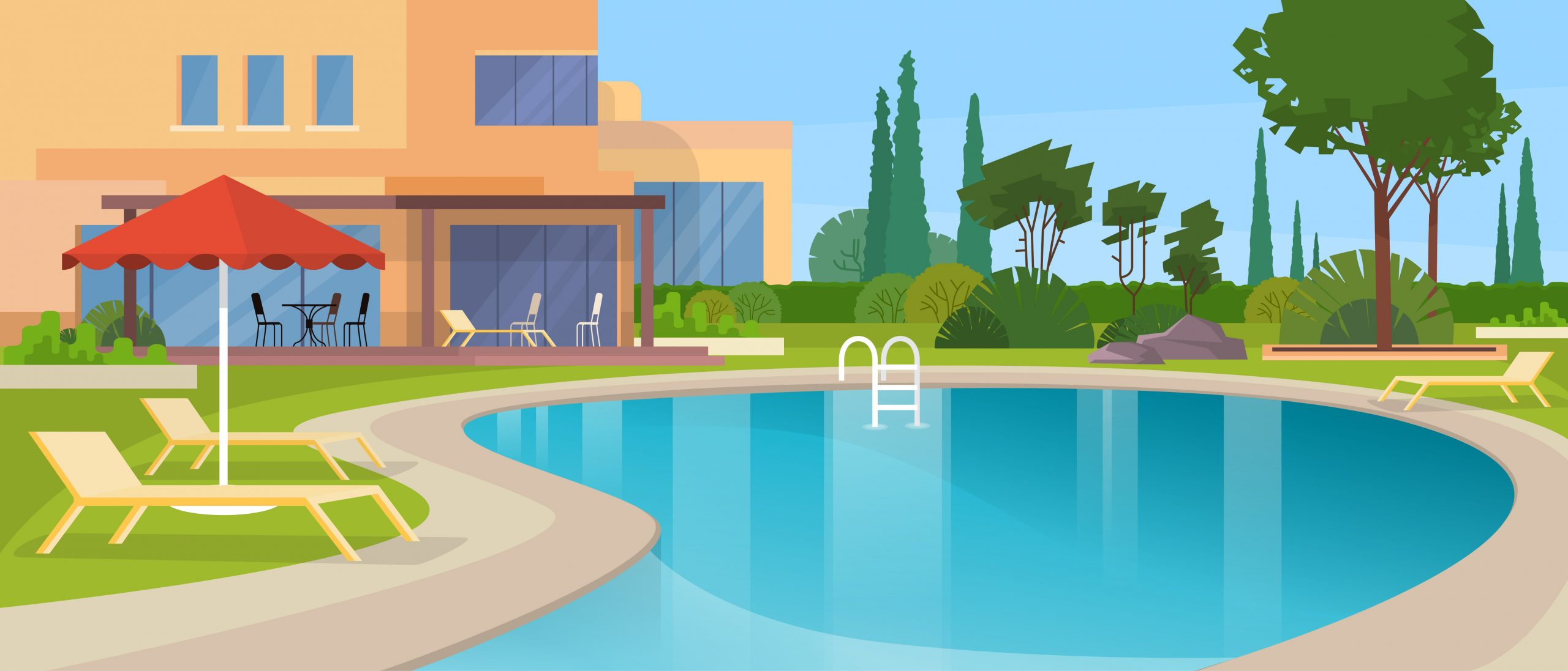 How to Build Swimming Pool Sims 4