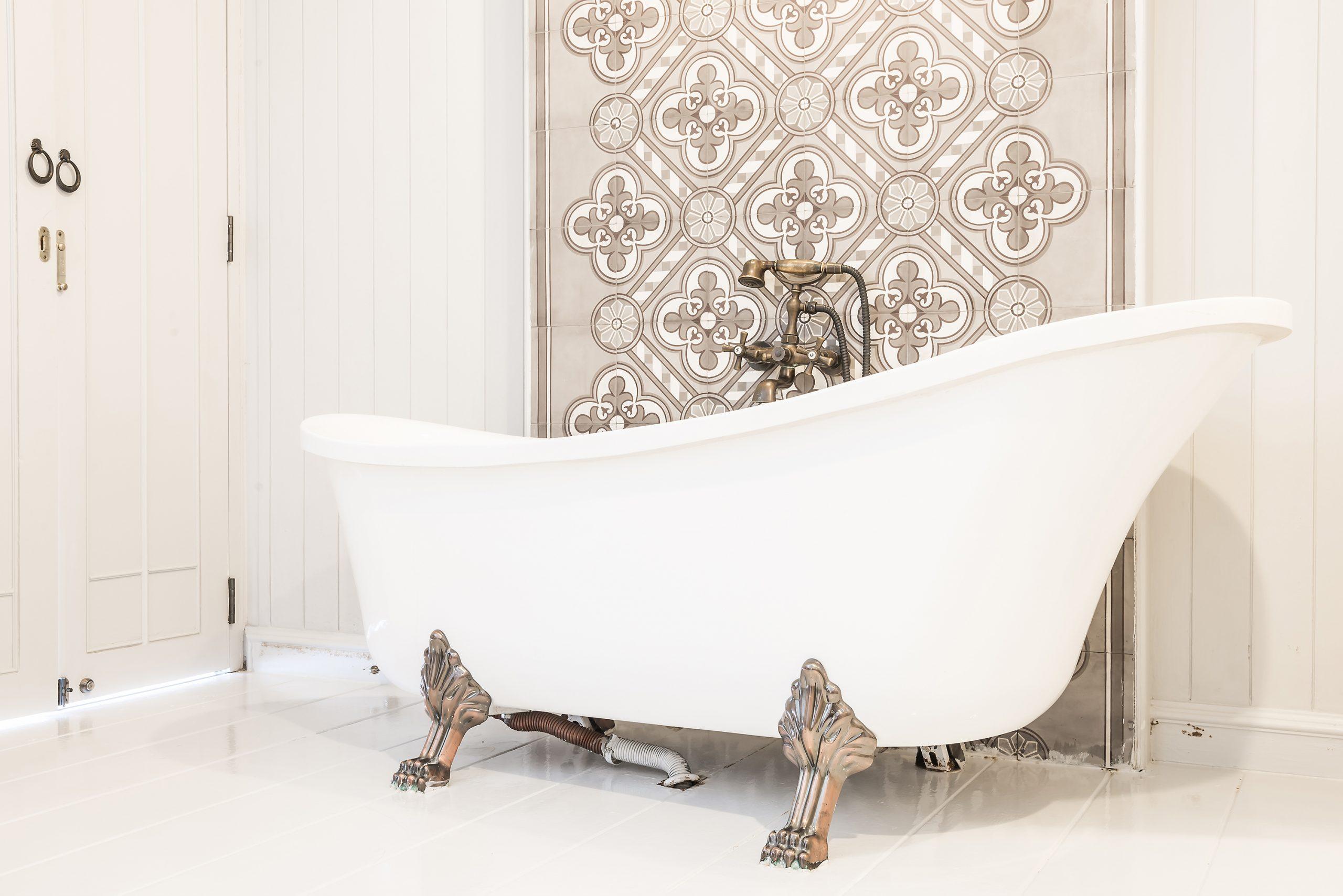 My Bathtub has Rust Spots