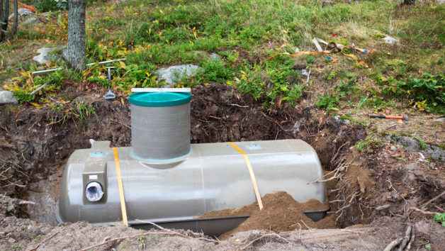 Does Sink Water Go to the Septic Tank?